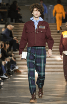MSGM MENSWEAR FALL WINTER 2018 MILAN16