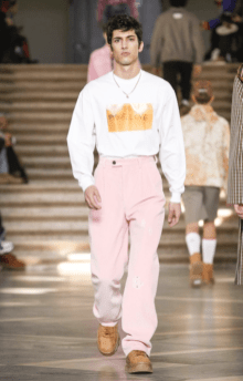 MSGM MENSWEAR FALL WINTER 2018 MILAN17