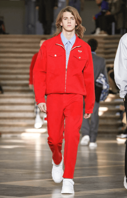 MSGM MENSWEAR FALL WINTER 2018 MILAN26
