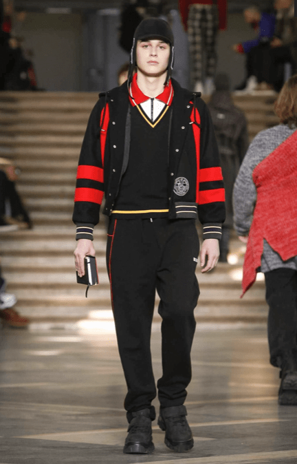 MSGM MENSWEAR FALL WINTER 2018 MILAN27
