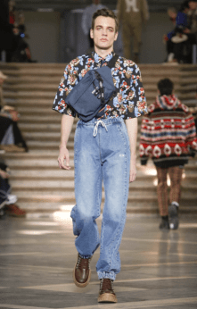 MSGM MENSWEAR FALL WINTER 2018 MILAN3