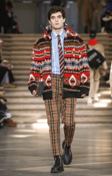 MSGM MENSWEAR FALL WINTER 2018 MILAN31