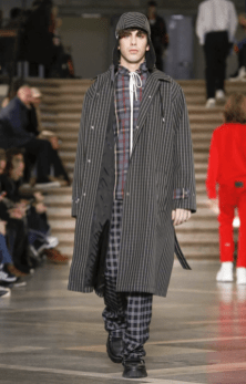 MSGM MENSWEAR FALL WINTER 2018 MILAN38