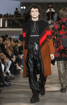 MSGM MENSWEAR FALL WINTER 2018 MILAN39