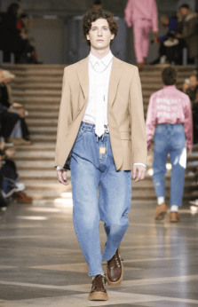 MSGM MENSWEAR FALL WINTER 2018 MILAN4