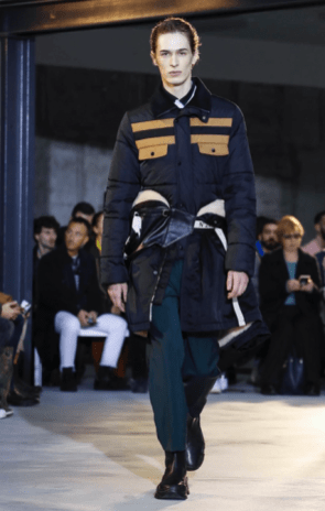 N°21 MENSWEAR FALL WINTER 2018 MILAN19