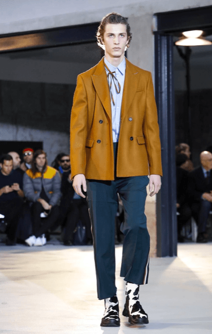 N°21 MENSWEAR FALL WINTER 2018 MILAN25