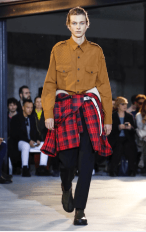 N°21 MENSWEAR FALL WINTER 2018 MILAN33