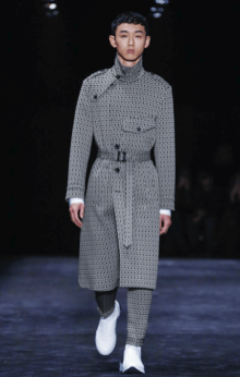 NEIL BARRETT MENSWEAR FALL WINTER 2018 MILAN10