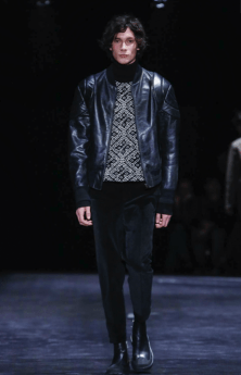 NEIL BARRETT MENSWEAR FALL WINTER 2018 MILAN31