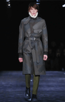 NEIL BARRETT MENSWEAR FALL WINTER 2018 MILAN35