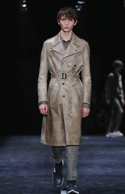 NEIL BARRETT MENSWEAR FALL WINTER 2018 MILAN39