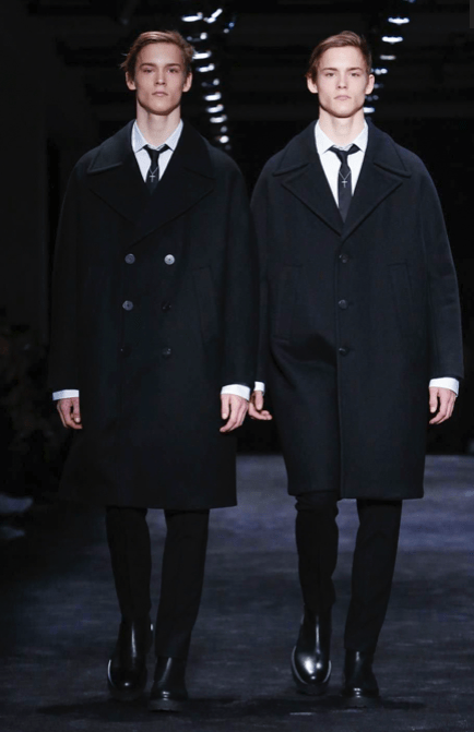NEIL BARRETT MENSWEAR FALL WINTER 2018 MILAN59