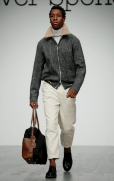 OLIVER SPENCER MENSWEAR FALL WINTER 2018 LONDON11