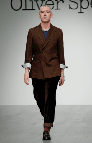 OLIVER SPENCER MENSWEAR FALL WINTER 2018 LONDON19
