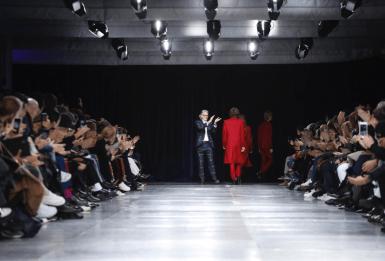 PAUL SMITH MENSWEAR FALL WINTER 2018 PARIS1