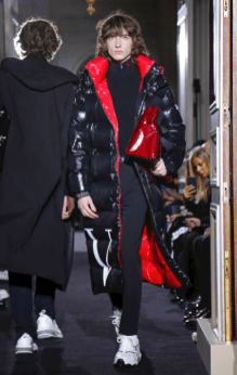 VALENTINO MENSWEAR FALL WINTER 2018 PARIS11