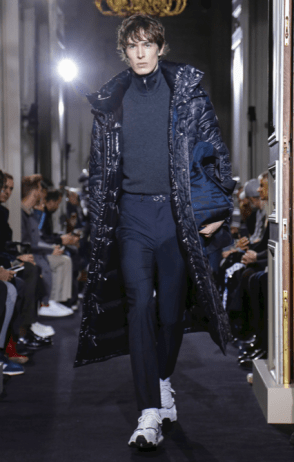 VALENTINO MENSWEAR FALL WINTER 2018 PARIS19