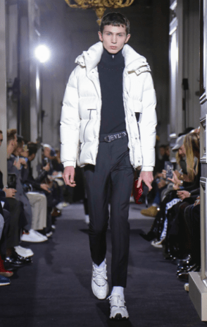VALENTINO MENSWEAR FALL WINTER 2018 PARIS38
