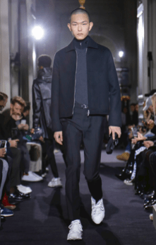 VALENTINO MENSWEAR FALL WINTER 2018 PARIS4