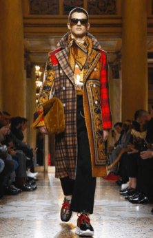 VERSACE MENSWEAR FALL WINTER 2018 MILAN31