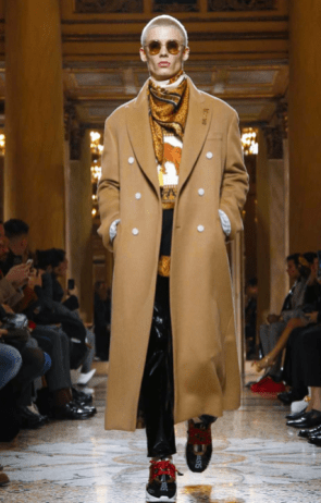 VERSACE MENSWEAR FALL WINTER 2018 MILAN7