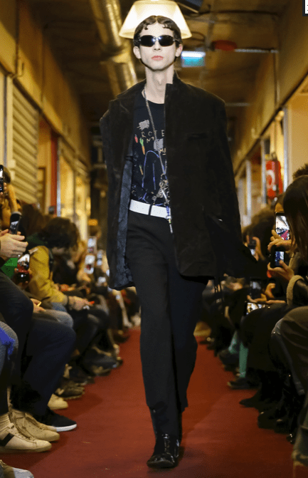VETEMENTS MENSWEAR FALL WINTER 2018 PARIS15