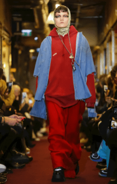 VETEMENTS MENSWEAR FALL WINTER 2018 PARIS18