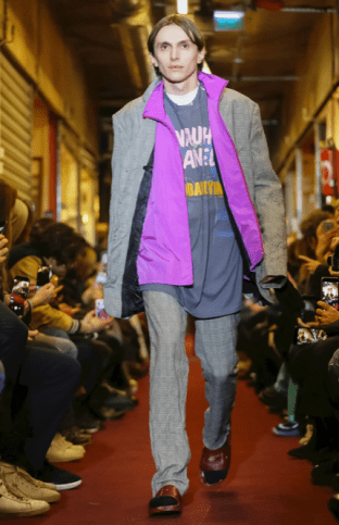 VETEMENTS MENSWEAR FALL WINTER 2018 PARIS26