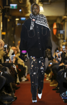 VETEMENTS MENSWEAR FALL WINTER 2018 PARIS28