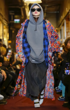 VETEMENTS MENSWEAR FALL WINTER 2018 PARIS31