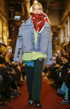 VETEMENTS MENSWEAR FALL WINTER 2018 PARIS36