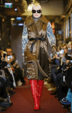 VETEMENTS MENSWEAR FALL WINTER 2018 PARIS49