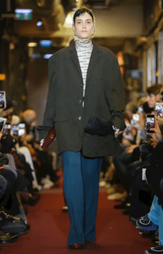 VETEMENTS MENSWEAR FALL WINTER 2018 PARIS6