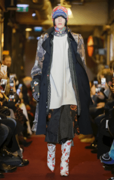 VETEMENTS MENSWEAR FALL WINTER 2018 PARIS7
