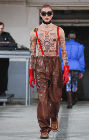 WALTER VAN BEIRENDONCK MENSWEAR FALL WINTER 2018 PARIS19