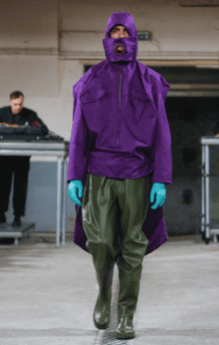 WALTER VAN BEIRENDONCK MENSWEAR FALL WINTER 2018 PARIS27