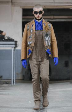 WALTER VAN BEIRENDONCK MENSWEAR FALL WINTER 2018 PARIS29