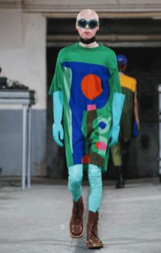 WALTER VAN BEIRENDONCK MENSWEAR FALL WINTER 2018 PARIS3