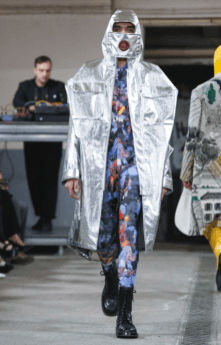 WALTER VAN BEIRENDONCK MENSWEAR FALL WINTER 2018 PARIS30