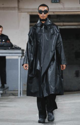 WALTER VAN BEIRENDONCK MENSWEAR FALL WINTER 2018 PARIS46