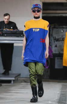 WALTER VAN BEIRENDONCK MENSWEAR FALL WINTER 2018 PARIS49