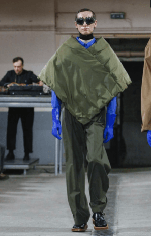 WALTER VAN BEIRENDONCK MENSWEAR FALL WINTER 2018 PARIS5