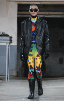 WALTER VAN BEIRENDONCK MENSWEAR FALL WINTER 2018 PARIS9