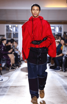 Y PROJECT MENSWEAR FALL WINTER 2018 PARIS10
