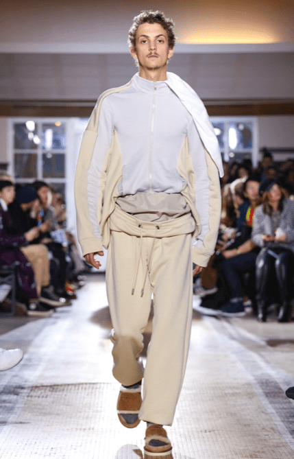 Y PROJECT MENSWEAR FALL WINTER 2018 PARIS13