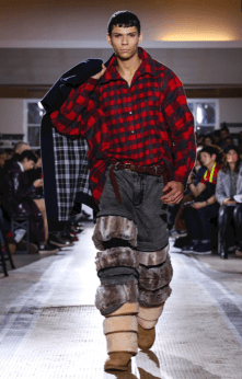 Y PROJECT MENSWEAR FALL WINTER 2018 PARIS15