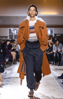 Y PROJECT MENSWEAR FALL WINTER 2018 PARIS17