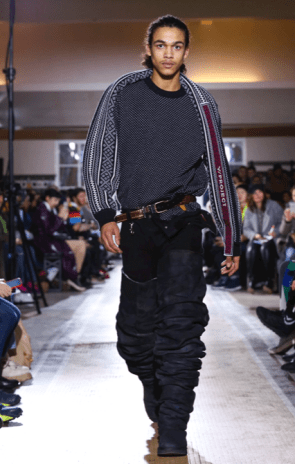 Y PROJECT MENSWEAR FALL WINTER 2018 PARIS20