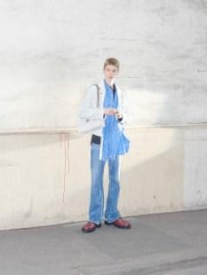 Balenciaga Men's Pre-Fall 2018